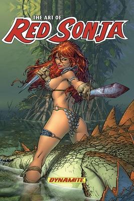 Art of Red Sonja