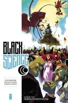 Black Science Premiere Hardcover Volume 2: Transcendentalism
