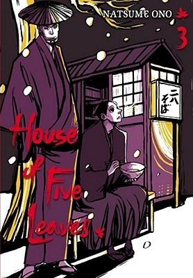 House of Five Leaves, Vol. 3, Volume 3