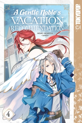 A Gentle Noble's Vacation Recommendation, Volume 4, 4