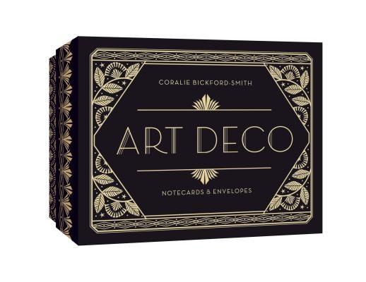 Art Deco Notecards & Envelopes