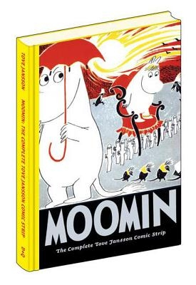 Moomin Book Four: The Complete Tove Jansson Comic Strip