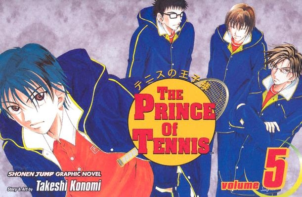 The Prince of Tennis, Vol. 5, 5