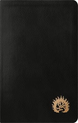 ESV Reformation Study Bible, Condensed Edition - Black, Premium Leather (Gift)