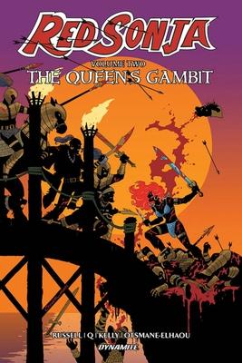 Red Sonja Volume 2: The Queen's Gambit