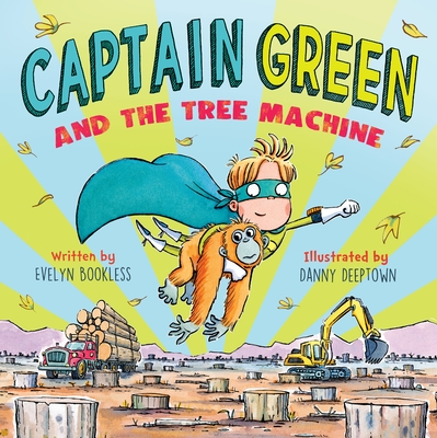 Captain Green and the Tree Machine