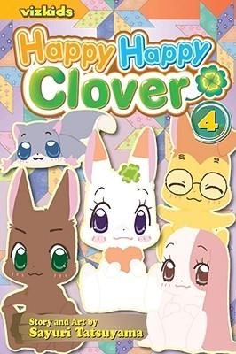 Happy Happy Clover, Vol. 4, 4