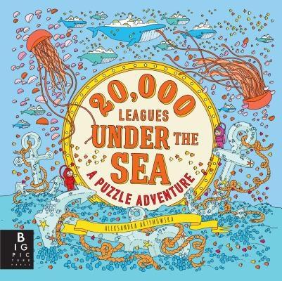 20,000 Leagues Under the Sea: A Puzzle Adventure