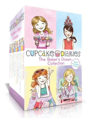 The Baker's Dozen Collection: Katie and the Cupcake Cure; MIA in the Mix; Emma on Thin Icing; Alexis and the Perfect Recipe; Katie, Batter Up!; Mia'