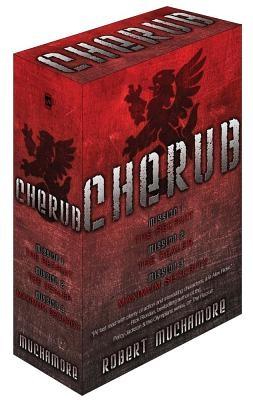 Cherub: The Recruit; The Dealer; Maximum Security
