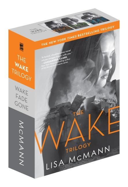The Wake Trilogy: Wake; Fade; Gone
