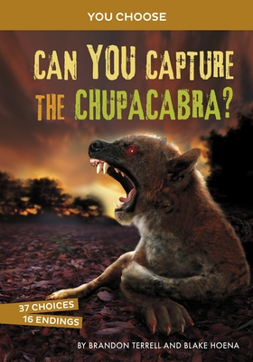 Can You Capture the Chupacabra?: An Interactive Monster Hunt