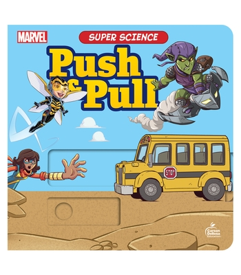 Super Science Push & Pull