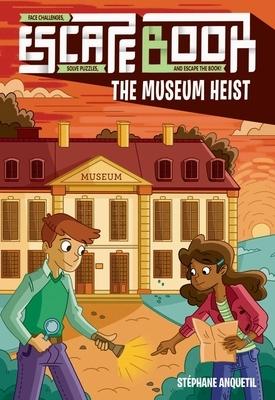 Escape Book, 4: The Museum Heist