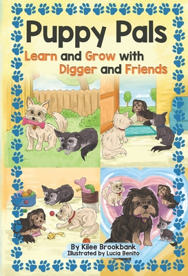 Puppy Pals: Learn and Grow with Digger and Friends