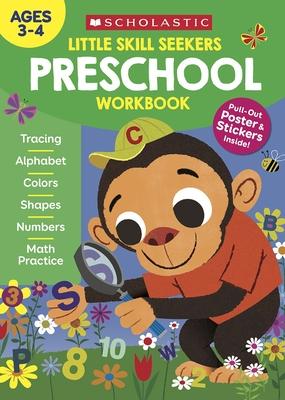 Little Skill Seekers: Preschool Workbook